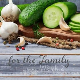 Meal Planning and saving money for a family of 4 eating healthy dinners and healthy meals on a budget. Great ideas!