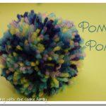 Making Pom Poms (Tutorial)