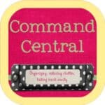Command Central: Paper Covered Boxes