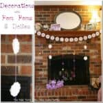 Felicity American Girl Party ~ Party Decorations