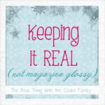 The Real Thing ~ Keeping it REAL ~January 2013