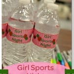 Girl Scout Activities ~ Girl Sports Night