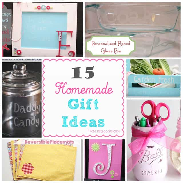 Homemade Gift Ideas That Kids: The Real Thing With The Coake Family