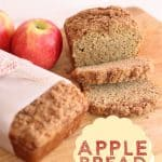 Anita's Amazing Apple Bread