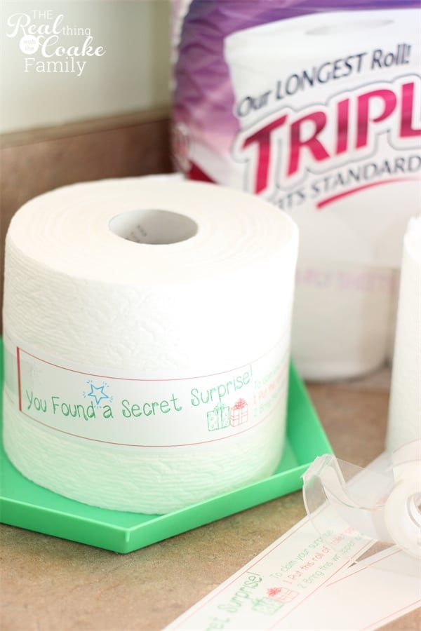 how to change a toilet roll