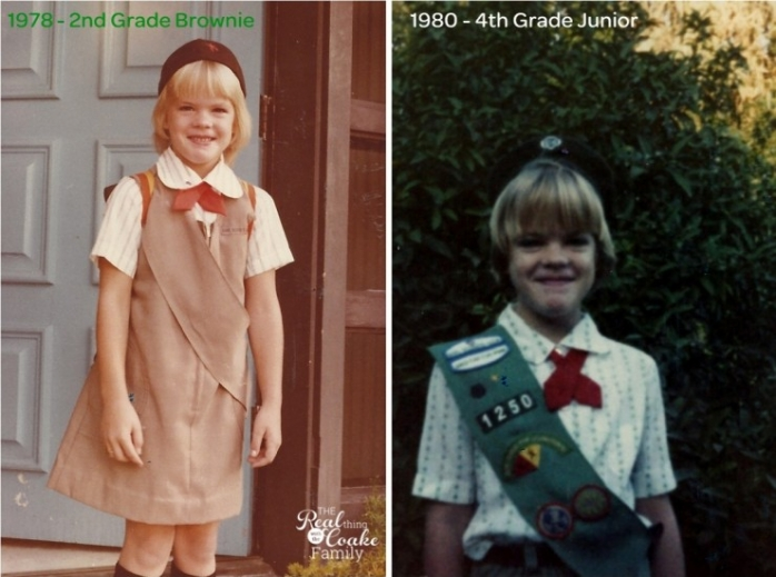 Your purchase of Girl Scout Cookies has an impact. This Mom shares how it has impacted her and her girls. #CookieBoss #GirlScouts #Ad
