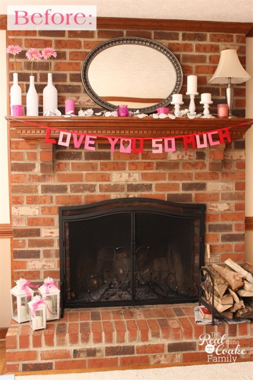 Great 11 brick fireplace makeovers 11 brick fireplace makeovers 500 x 750 · 318 kB · jpeg