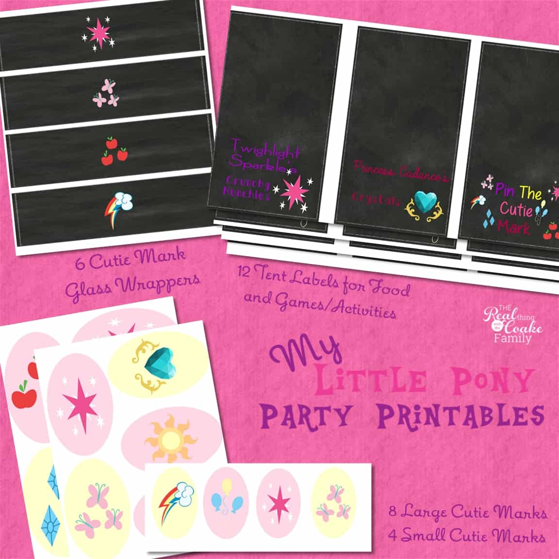 "Search Results for ""My Little Pony Birthday Printables"