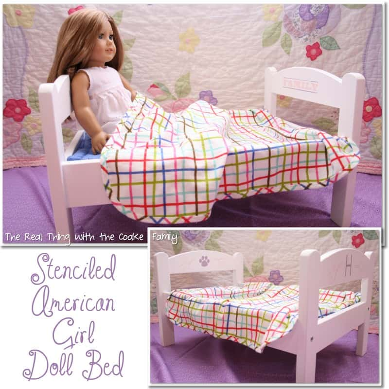 Over 60 amazing american girl doll crafts and ideas for American girl crafts diy
