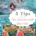 5 Tips for a Fun and Healthy Summer with Your Kids