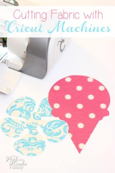 Great tutorial on cutting fabric with Cricut machines. Has specific settings, what works and what doesn't. Awesome for my crafts and sewing!