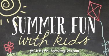 Summer Fun Sidebar