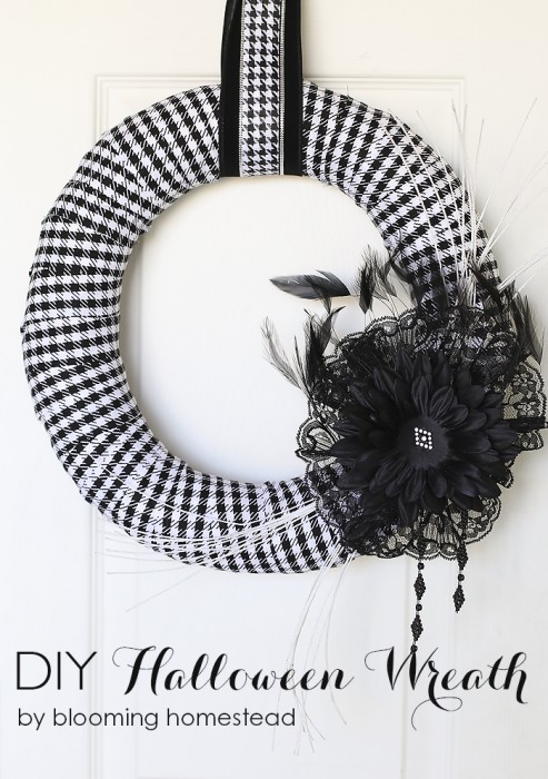 Love all these great Halloween crafts. There are over 15 DIY  Halloween decorations that are perfect to add to my home decor for Halloween!