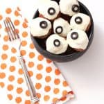 Eyeballs for Dinner ~ Halloween Recipes
