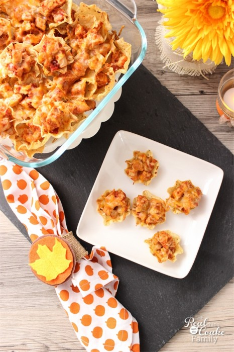 This is the perfect recipe to add to your Thanksgiving recipes. It is always great to find leftover turkey recipes that the whole family will eat. This is it! We made this last year and everyone loved it...they gobbled it up.