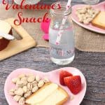 Idea for Cute and Healthy Snacks for Valentine's Day