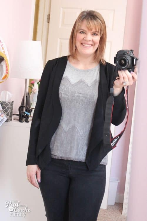 I love fashion and looking nice, but going shopping with my kids is just torture and going alone never happens! This is a great way to have cute outfits and feel great for any busy mom.