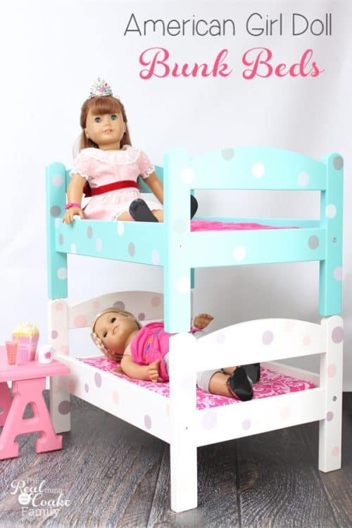 Bitty Twins Bed