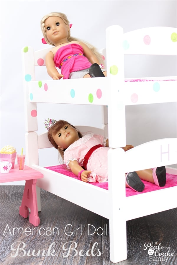 free patterns for doll bunk beds | Easy Woodworking Ideas