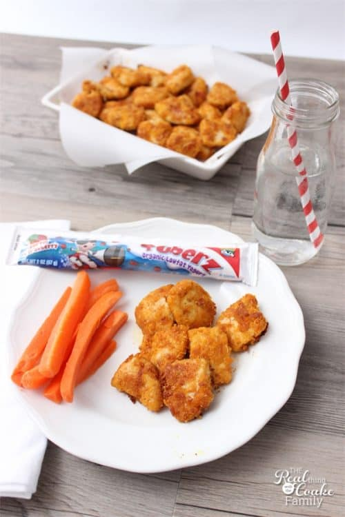 Homemade chicken nuggets easy dinner ideas for What can i make for dinner tonight