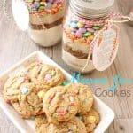 Easter Mason Jar Cookie Recipe