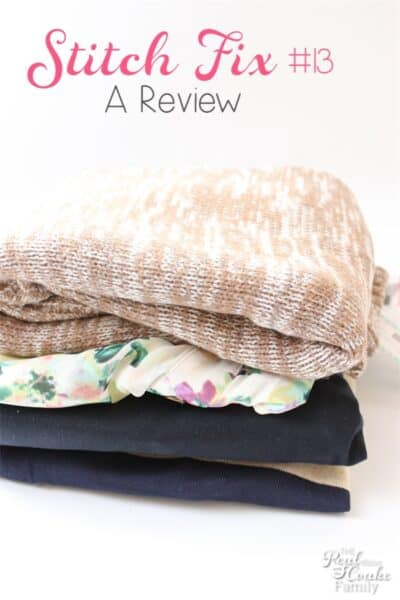 I love this open and honest Stitch Fix Review. Good tips on how to improve your fixes and the fashion in your wardrobe for busy moms.