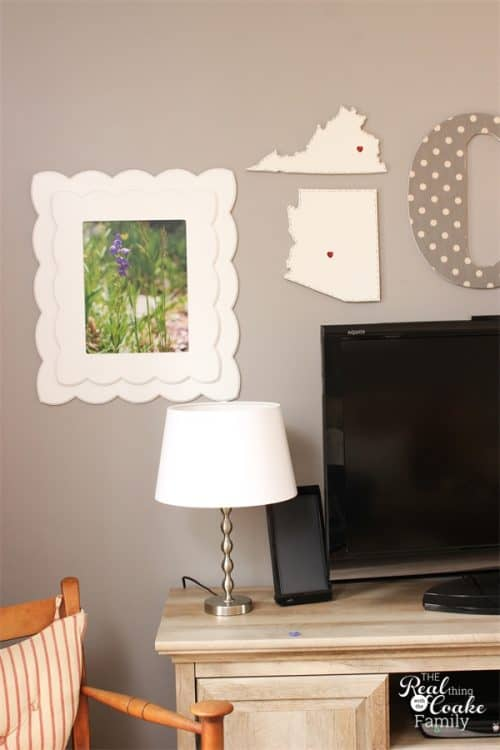 Take stock unfinished picture frames and create these beautiful diy double mat picture frames. These will looks so great in my home decor!