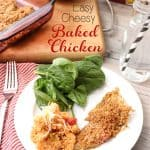 Easy Recipes for Cheesy Baked Chicken and Couscous