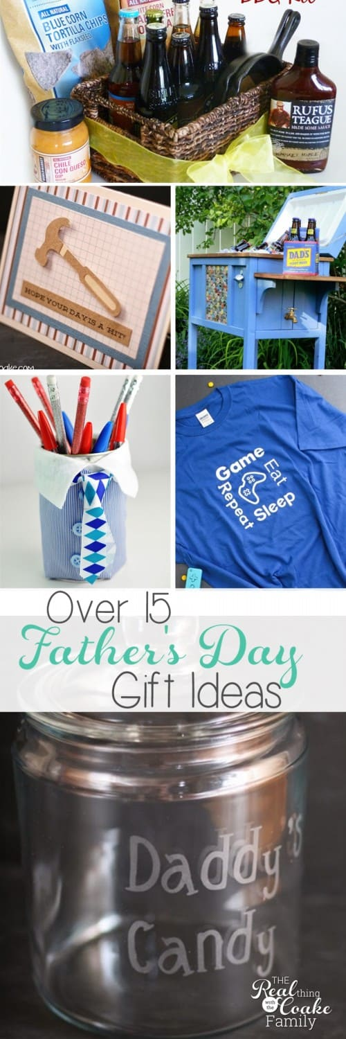 Love all these great Fathers Day gift ideas. There are crafts for kids to make, ideas for card, gifts from kids and a whole bunch of great Fathers Day gifts.