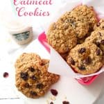 Starbucks Outrageous Oatmeal Cookie Recipe