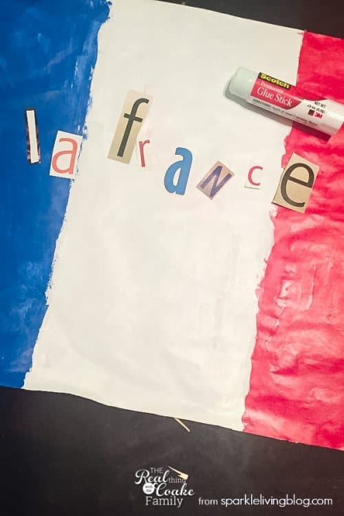 We love fun Activities for Kids and parents to do together. These Bastille Day crafts look fun and could be changed to be cute 4th of July kids crafts as well.