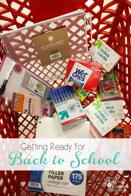 This is going to make our back to school lunches a bit more simple and make sure the kids are clean. Love it!