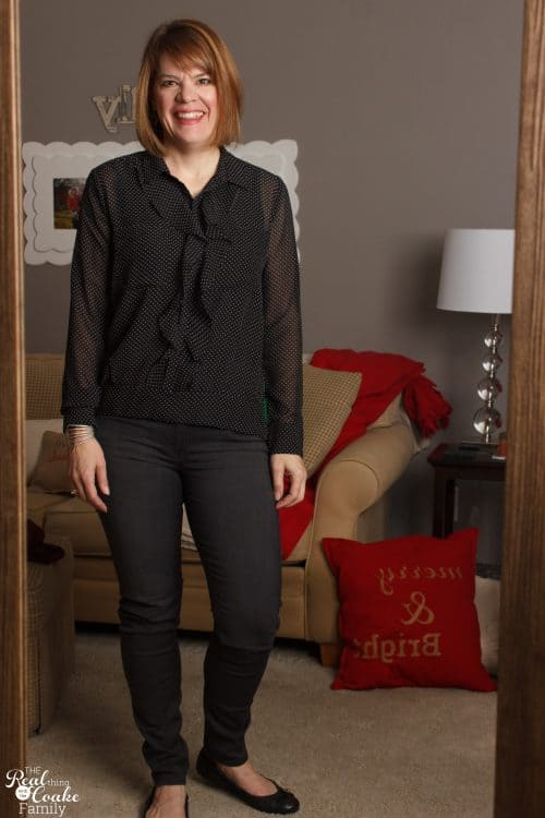 Great Stitch Fix Review with cute winter outfits and fun fashion ideas.