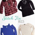 Stich Fix #23 – A Stitch Fix Review