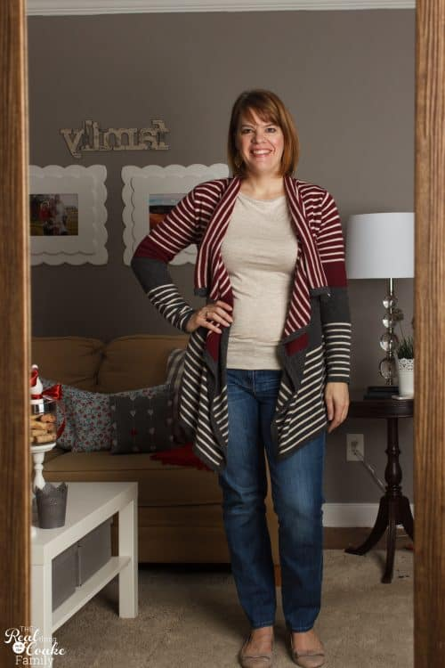 This is a great and super honest Stitch Fix Review. Love the winter fashion and outfits. Fun!