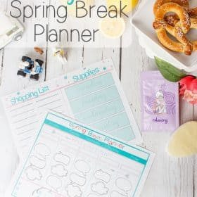 How to Have an Amazing Spring Break with Your Kids