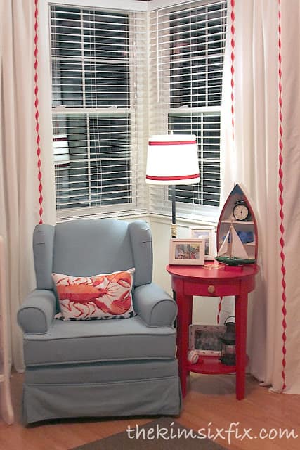 Great ideas for DIY Curtains - 15 ideas. Everything from no sew, drop cloth, and more traditional curtains. #8 is my favorite.