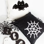 Go Batty for Halloween Decorative Pillows